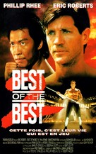 Best of the Best 2 - French VHS movie cover (xs thumbnail)