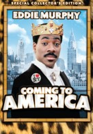 Coming To America - DVD movie cover (xs thumbnail)