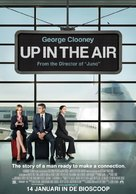 Up in the Air - Dutch Movie Poster (xs thumbnail)