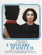 L'histoire d'Adèle H. - French Movie Poster (xs thumbnail)
