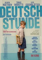 Deutschstunde - German Movie Poster (xs thumbnail)
