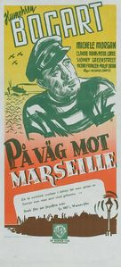 Passage to Marseille - Swedish Re-release poster (xs thumbnail)