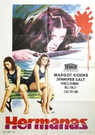 Sisters - Spanish Movie Poster (xs thumbnail)