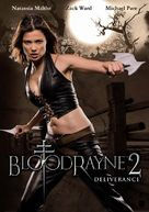 Bloodrayne 2 - Swiss DVD cover (xs thumbnail)