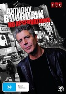 """Anthony Bourdain: No Reservations"" - Australian DVD movie cover (xs thumbnail)"