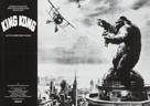 King Kong - German Re-release movie poster (xs thumbnail)