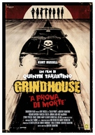 Grindhouse - Italian Movie Poster (xs thumbnail)