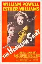 The Hoodlum Saint - Movie Poster (xs thumbnail)