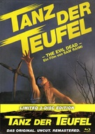 The Evil Dead - German Blu-Ray movie cover (xs thumbnail)