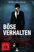 Bad Behaviour - German DVD cover (xs thumbnail)