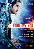 Source Code - Czech Movie Poster (xs thumbnail)