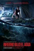 Crawl - Spanish Movie Poster (xs thumbnail)