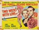 Two Weeks with Love - Movie Poster (xs thumbnail)
