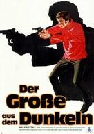 Walking Tall - German Movie Poster (xs thumbnail)