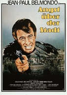 Peur sur la ville - German Movie Poster (xs thumbnail)