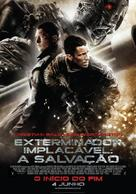 Terminator Salvation - Portuguese Movie Poster (xs thumbnail)