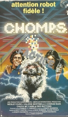 C.H.O.M.P.S. - French VHS movie cover (xs thumbnail)