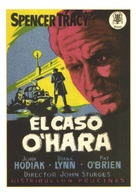 The People Against O'Hara - Spanish Movie Poster (xs thumbnail)
