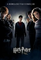 Harry Potter and the Order of the Phoenix - Brazilian Movie Poster (xs thumbnail)