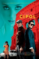 The Man from U.N.C.L.E. - Argentinian Movie Poster (xs thumbnail)