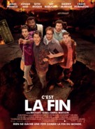 This Is the End - French Movie Poster (xs thumbnail)