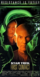 Star Trek: First Contact - Movie Poster (xs thumbnail)