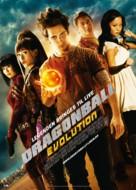 Dragonball Evolution - Danish Movie Poster (xs thumbnail)