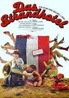 L'hôtel de la plage - German Movie Poster (xs thumbnail)