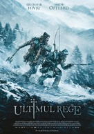 Birkebeinerne - Romanian Movie Poster (xs thumbnail)