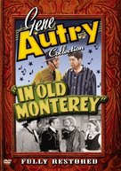 In Old Monterey - DVD cover (xs thumbnail)