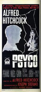 Psycho - Italian Movie Poster (xs thumbnail)