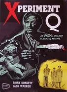 The Quatermass Xperiment - Danish Movie Poster (xs thumbnail)