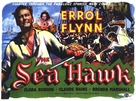 The Sea Hawk - British Movie Poster (xs thumbnail)