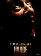 La horde - Italian Movie Poster (xs thumbnail)