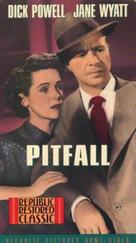 Pitfall - VHS movie cover (xs thumbnail)