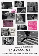 Frances Ha - Movie Poster (xs thumbnail)