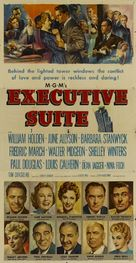 Executive Suite - Movie Poster (xs thumbnail)