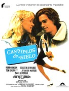 Ice Castles - Spanish Movie Poster (xs thumbnail)