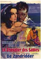 The Sandpiper - Belgian Movie Poster (xs thumbnail)