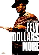 Per qualche dollaro in più - DVD cover (xs thumbnail)