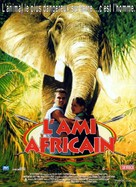 Lost in Africa - French Movie Poster (xs thumbnail)