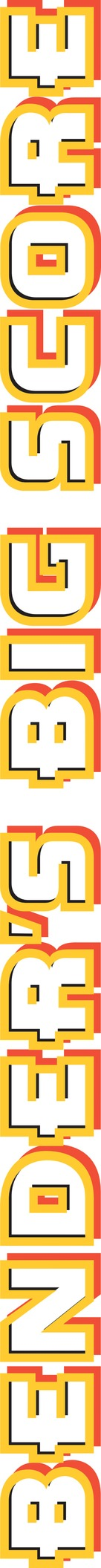 Futurama: Bender's Big Score! - Logo (xs thumbnail)