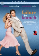 Failure To Launch - DVD cover (xs thumbnail)
