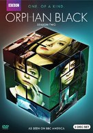 """Orphan Black"" - DVD cover (xs thumbnail)"