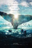 In the Heart of the Sea - Thai Movie Poster (xs thumbnail)