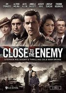 Close to the Enemy - British Movie Cover (xs thumbnail)