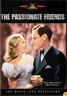 The Passionate Friends - DVD movie cover (xs thumbnail)