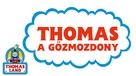 """Thomas the Tank Engine & Friends"" - Hungarian Logo (xs thumbnail)"