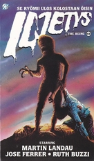 The Being - Finnish VHS movie cover (xs thumbnail)