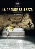 La grande bellezza - British Movie Poster (xs thumbnail)